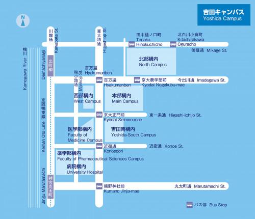 SUURI-COOL (Kyoto) アクセス地図