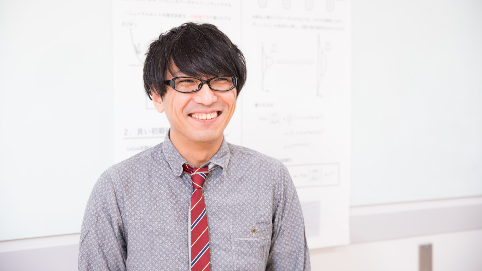 Senior Research Scientist: Masato Taki