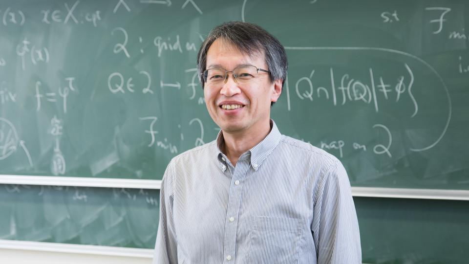Visiting Scientist (Academia): Hiroshi Kokubu