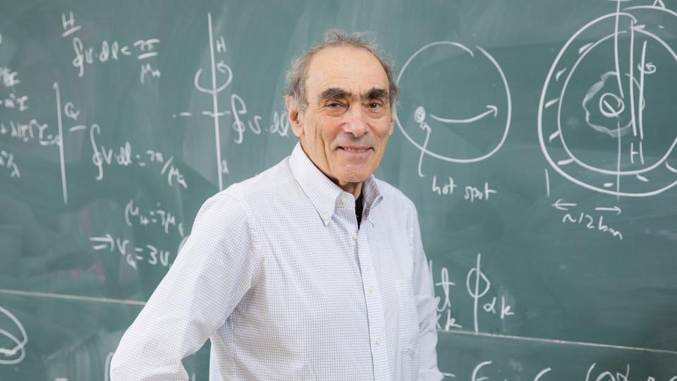Senior Visiting Scientist: Gordon Baym