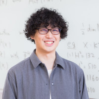 Genki Ouchi (Special Postdoctoral Researcher, iTHEMS)