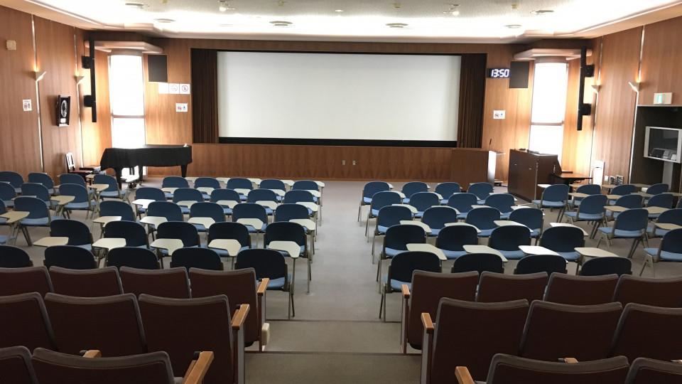 鈴木梅太郎記念ホール