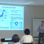 A first joint meeting between iCeMS (Kyoto Univ.) and iTHEMS on interdisciplinary biology was held on July 4 -- image3