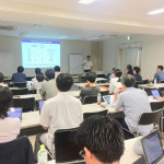 A first joint meeting between iCeMS (Kyoto Univ.) and iTHEMS on interdisciplinary biology was held on July 4 -- image7