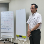 A first joint meeting between iCeMS (Kyoto Univ.) and iTHEMS on interdisciplinary biology was held on July 4 -- image1