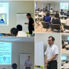 A first joint meeting between iCeMS (Kyoto Univ.) and iTHEMS on interdisciplinary biology was held on July 4