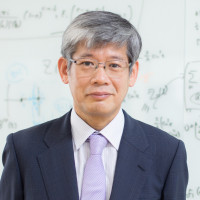 初田 哲男 (数理創造プログラム プログラムディレクター)