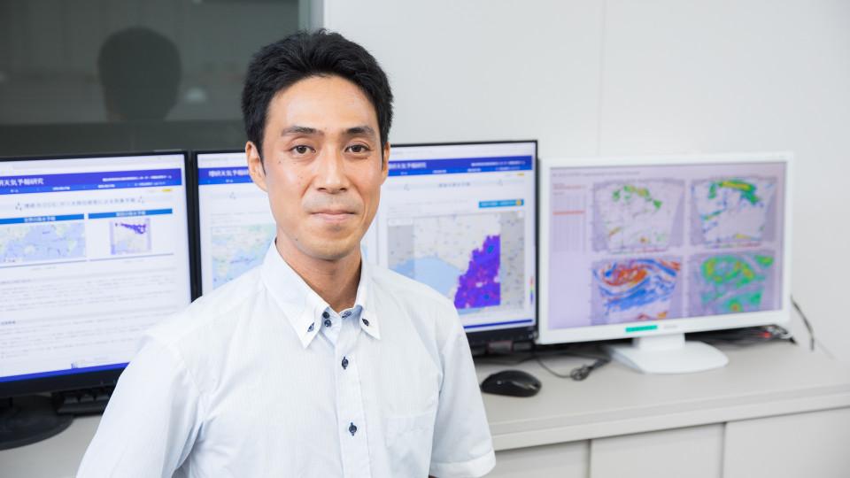 Research Scientist: Shigenori Otsuka