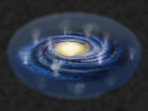X-ray telescope reveals the Milky Way's halo of hot gas is fed by supernovae thumbnail
