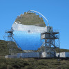 The First Telescope of a New Observatory for High-Energy Gamma-Ray Astronomy Makes its Debut