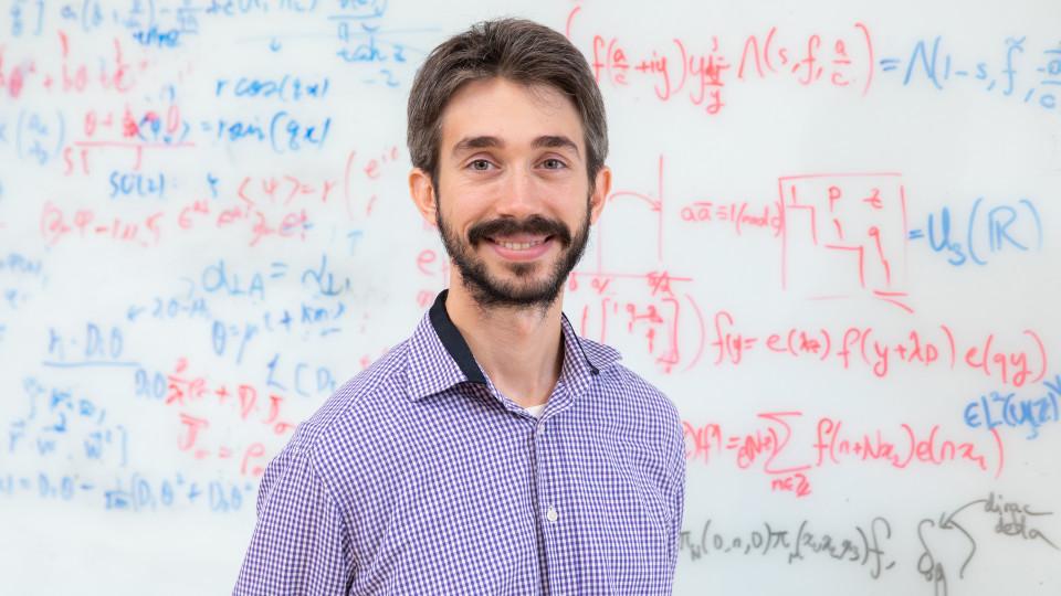 Visiting Scientist (Academia): Eren Mehmet Kıral