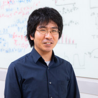 Shingo Gibo (Postdoctoral Researcher, iTHEMS)