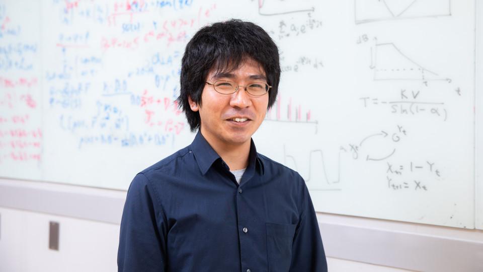 Postdoctoral Researcher: Shingo Gibo