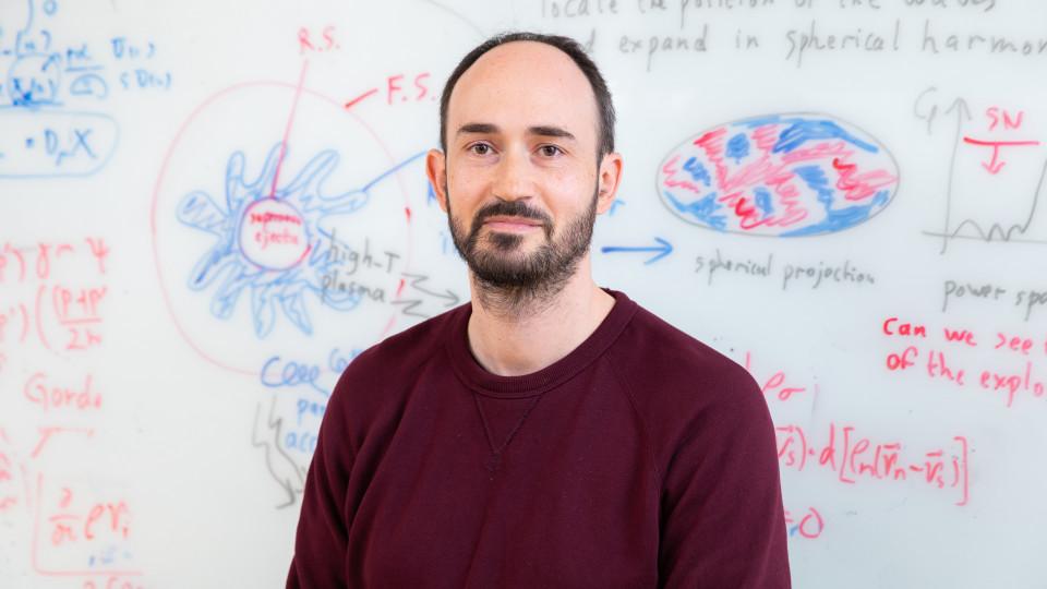 Research Scientist: Gilles Ferrand