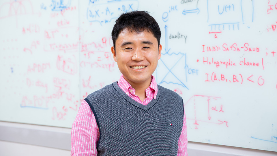 Special Postdoctoral Researcher: Masahiro Nozaki