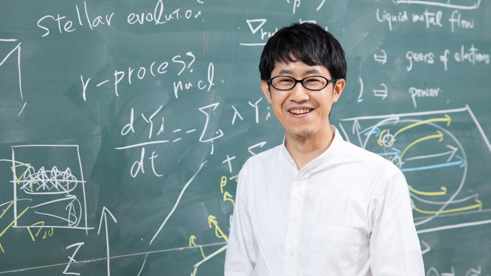Research Scientist: Masaomi Ono