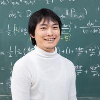 Akinori Tanaka (Postdoctoral Researcher, iTHEMS)