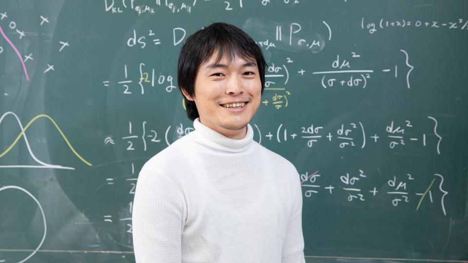 Senior Research Scientist: Akinori Tanaka