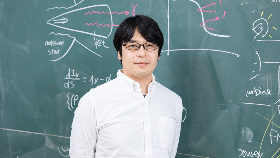 Research Scientist: Hirotaka Ito