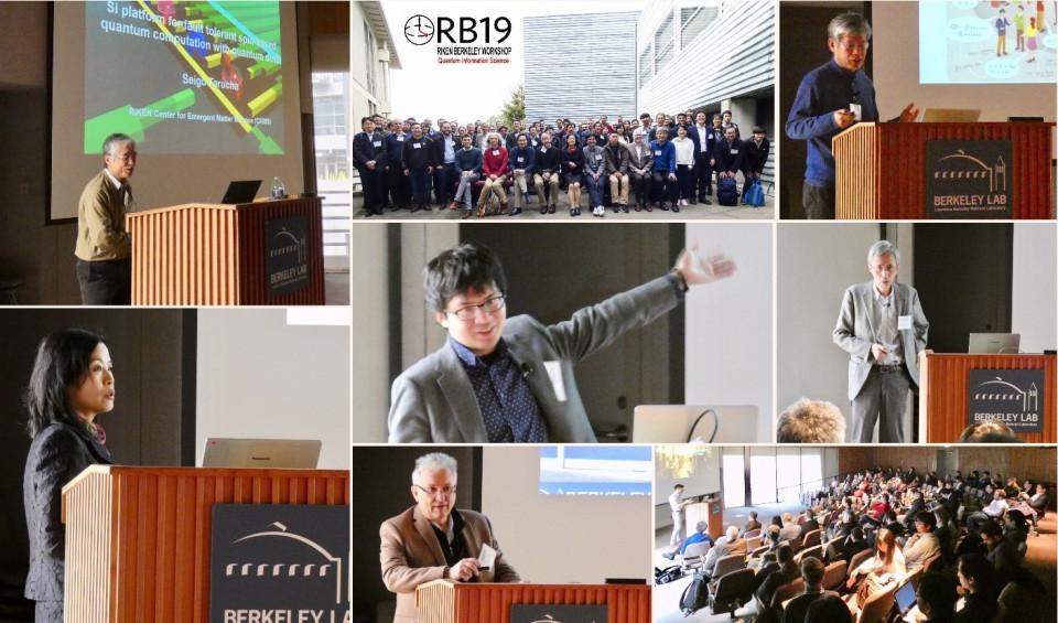 Summary of RIKEN-Berkeley workshop on  Quantum Information Science (RB19)