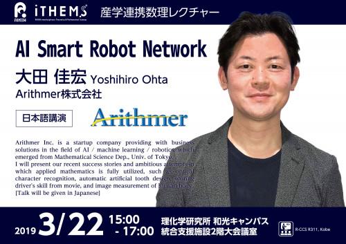 AI Smart Robot Network ポスター