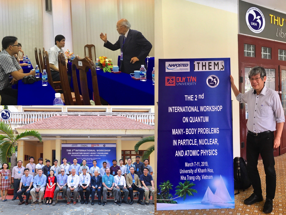 The 2nd International Workshop in Vietnam ended successfully image