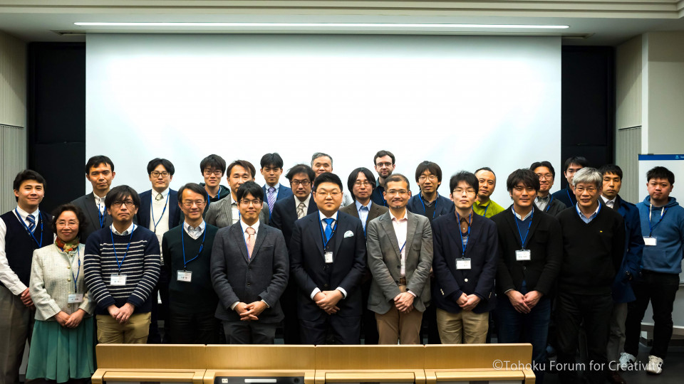 Fruitful Exchange Across the Disciplines: iTHEMS-AIMR Joint Workshop