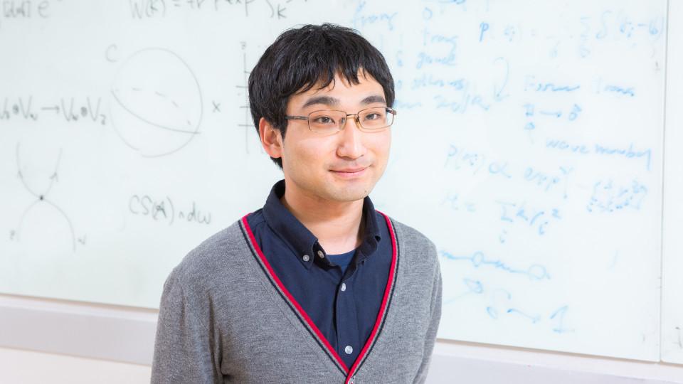 Postdoctoral Researcher: Hiroshi Yokota
