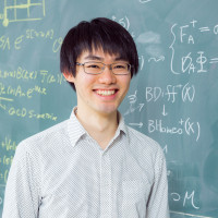 Hokuto Konno (Special Postdoctoral Researcher, iTHEMS)