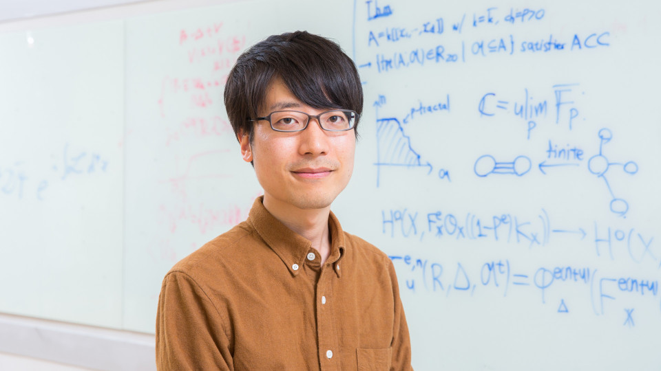 Special Postdoctoral Researcher: Kenta Sato