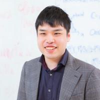 三上 渓太 (数理創造プログラム 研究員)