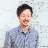 Ryosuke Iritani (Research Scientist, iTHEMS)