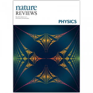 Review on synthetic dimensions published in Nature Reviews Physics thumbnail