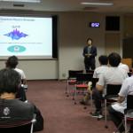 Seminar by RIKEN researcher, Dr. Nathan Shammah -- image2