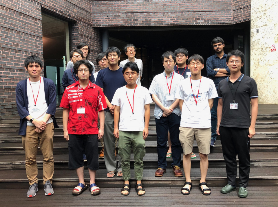 RIKEN-OIST mini Workshop 2019