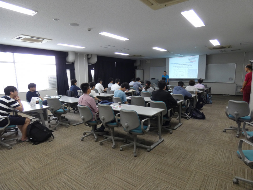 Workshop on Sine-square deformation and related topics 2019 image