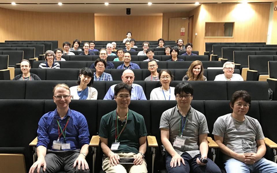 Japan-Israel Workshop on HEA with Roger Blandford
