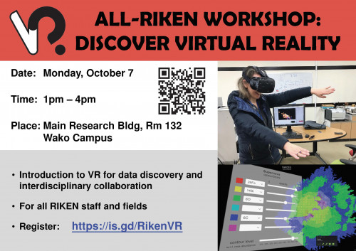 Workshop on Virtual Reality Poster