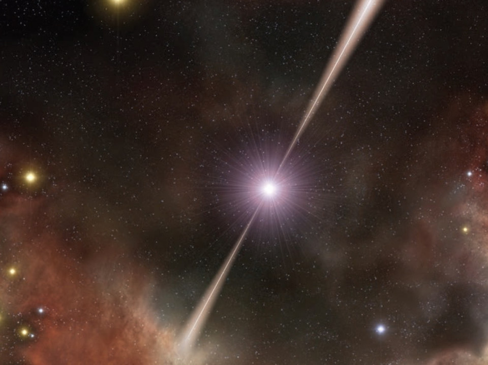 Tracking down the origin of photons in gamma-ray bursts, article on RIKEN Research by Drs. S. Nagataki & D. Warren image