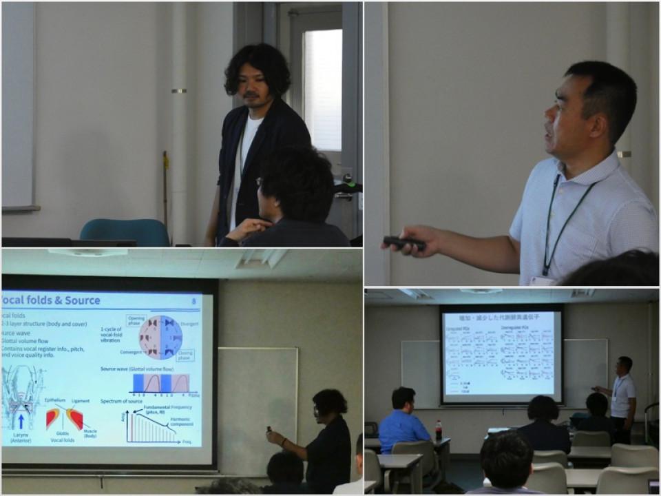 Report of iTHEMS Biology Seminar image