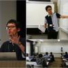 Math Seminar talks by Professor Masaki Tsukamoto