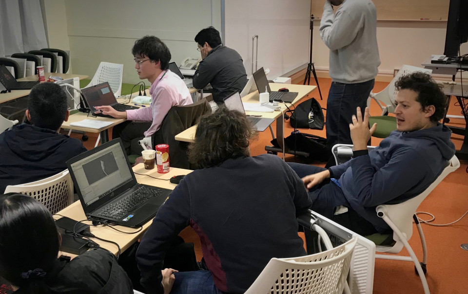 All-RIKEN Workshop on Virtual Reality holds second session