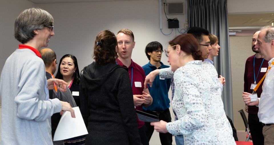 Workshop on Communication for Interdisciplinary Collaboration