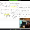 First virtual Math Seminar on May 1, 2020
