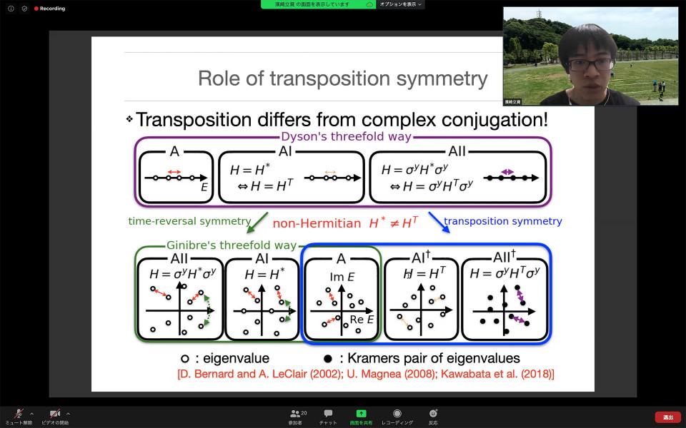 QFT-core Seminar by Dr. Ryusuke Hamazaki on May 29, 2020 image