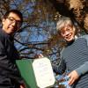 "Dr. Yuki Yazaki received ""2020 The Encouragement Award for Young Protistologists"""