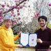 Dr. Jeffery Fawcett received 12th annual RIKEN Research Incentive Award (Ohbu Award)