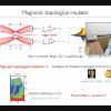 Quantum Matter Seminar by Dr. Se Kwon Kim on April 21, 2021
