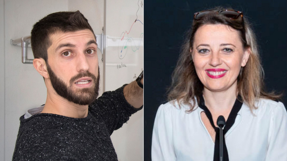 The work of a research group, including Dr. Maria Dainotti and Enrico Rinaldi, has been featured in several institutional press releases and websites