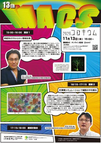 The 13th MACS Colloquium Poster
